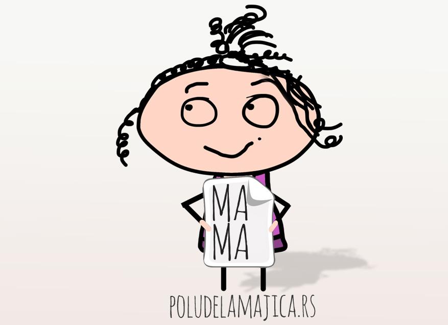 Mama - poludelamajica
