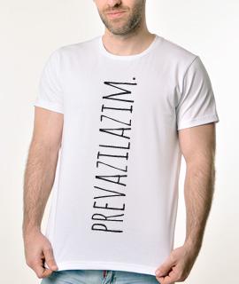 Muska Rules Majica sa natpisom Prevazilazim - Proizvod