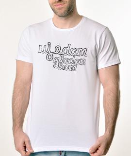 Muska Rules Majica sa natpisom - Znam Put Do Frizidera - Proizvod