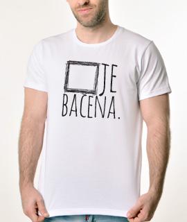 Muska Rules majica sa natpisom Kocka Je Bacena - Proizvod