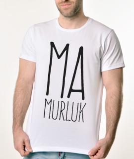 Muska Rules majica sa natpisom Mamurluk -  Proizvod