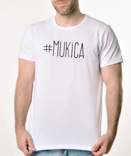 Muska Rules majica sa natpisom Mukica - Proizvod