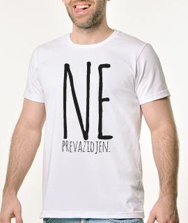 Muska Rules majica sa natpisom - Neprevazidjen - Proizvod