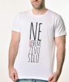 Muska Rules majica sa natpisom Ne xebem zivu silu - Proizvod