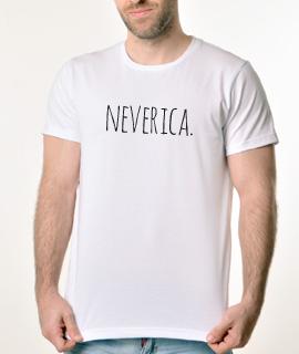 Muska Rules majica sa natpisom Neverica - Proizvod