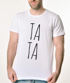 Muska Rules majica sa natpisom Tata - Proizvod