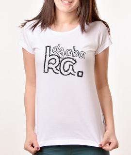 Zenska Rules majica sa natpisom Dzabaka - Proizvod