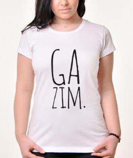 Zenska Rules majica sa natpisom Gazim - Proizvod