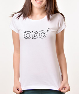 Zenska Rules majica sa natpisom Odo - Proizvod