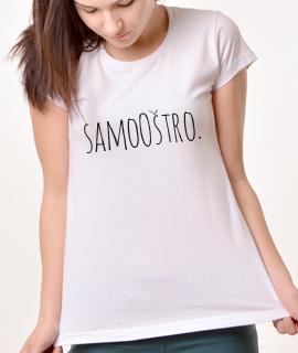 Zenska Rules majica sa natpisom Samo Ostro - Proizvod