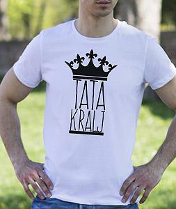 Poludela Majica Tata Kralj