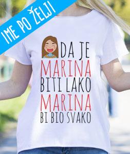 Poludela Majica Biti Lako