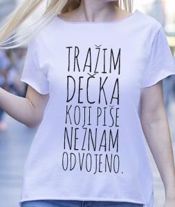 Poludela Majica Trazim Decka Koji
