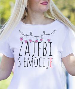 Poludela Majica Zajebi S emocije