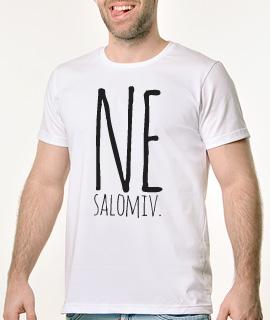 Muska Rules majica sa natpisom - Nesalomiv - Proizvod