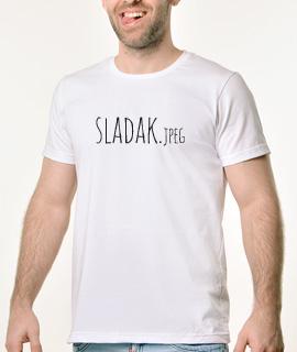 Muska Rules majica sa natpisom Sladak JPG - Proizvod