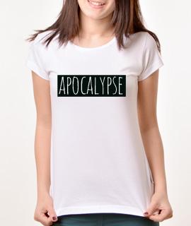 Zenska Rules majica sa natpisom Apocalypse - Proizvod