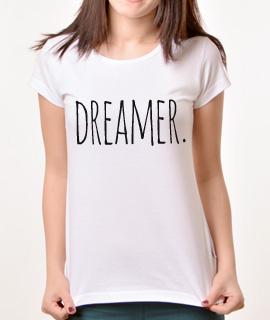 Zenska Rules majica sa natpisom Dreamer - Proizvod