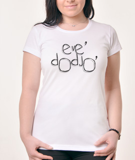 Zenska Rules majica sa natpisom Eve Dodjo - Proizvod