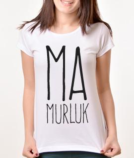 Zenska Rules majica sa natpisom Mamurluk -  Proizvod