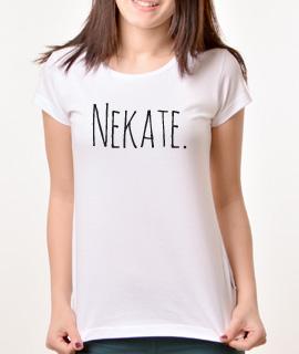 Zenska Rules majica sa natpisom Neka te - Proizvod