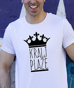 Poludela Majica Kralj Plaze