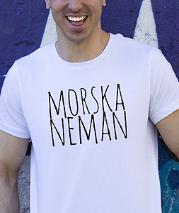Poludela Majica Morska Neman
