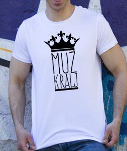 Poludela Majica Muz Kralj
