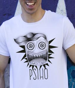 Poludela Majica Psiho