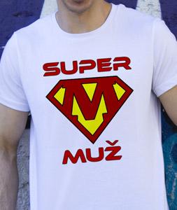 Poludela Majica Super Muz