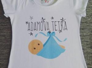 Poludela Majica Adamova Tetka