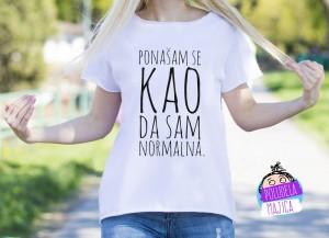 Poludela Majica Ponasam se 1